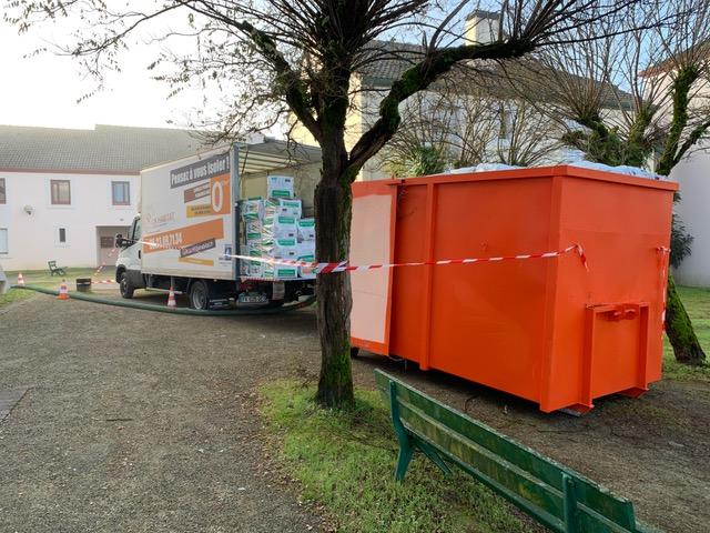 Location de benne à déchets à Pau (64)